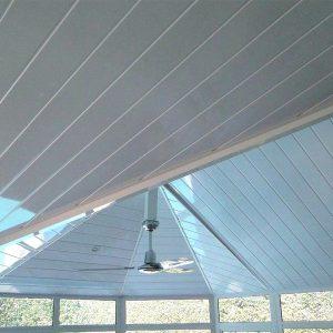 White Ceiling Panel (Gloss) - WG 01